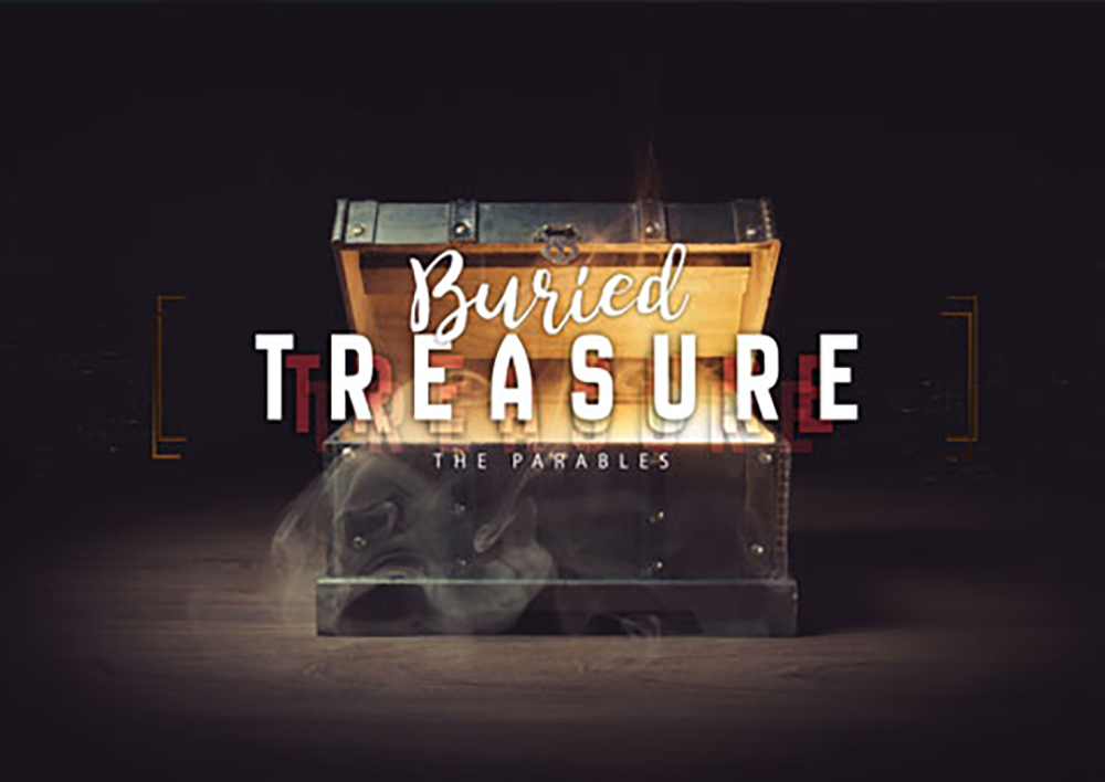 Parable of the Buried Treasure Image