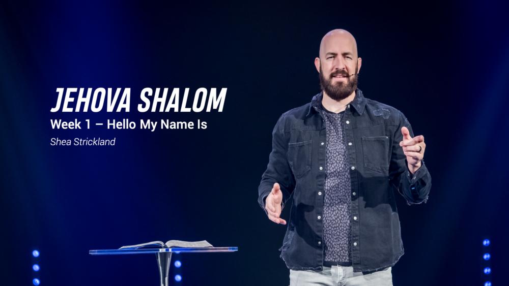 Jehova Shalom Image