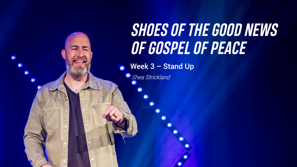 Shoes of the Good News of Gospel of Peace Image