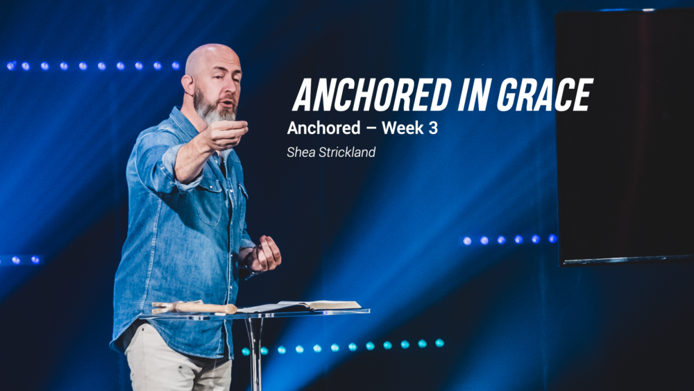 Anchored in Grace Image