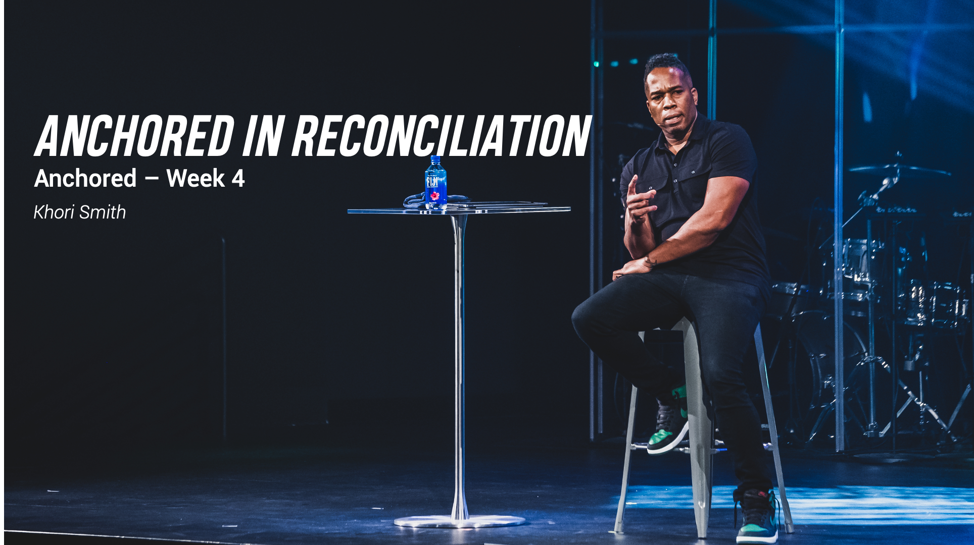 Anchored in Reconciliation Image