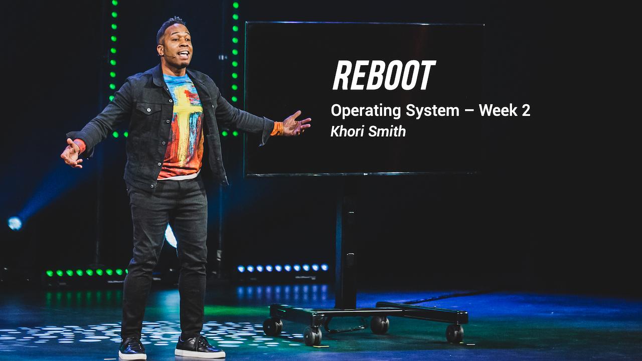 Reboot Image